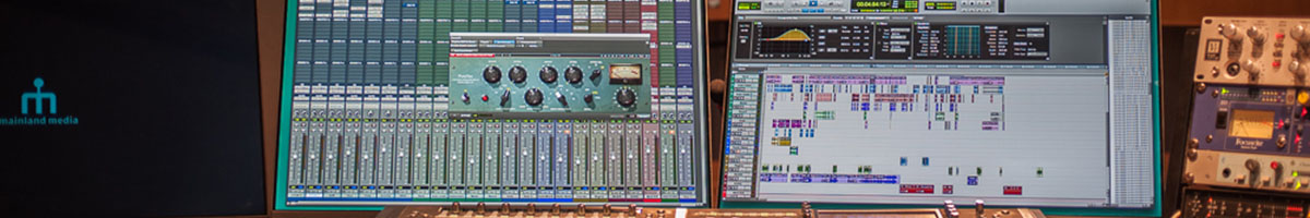 MAINLAND MEDIA - Studio